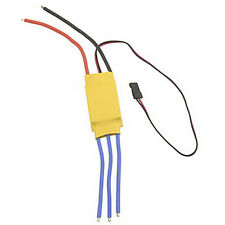 6-12V 30A ESC RC Helicopter Brushless Motor Electronic Speed Controller BEC_GG