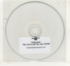 (HN711) Nadia Reid, The Arrow And The Aim - DJ CD