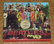 CD The Beatles Sgt Peppers Lonely Hearts Club Band PARLOPHONE CDP 7464422
