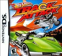 Hot Wheels: Track Attack - Nintendo DS Game, Complete.