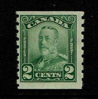 Canada SC# 161 Mint Heavy Hinge - S11246