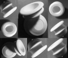 "4 Pairs (8) Salt & Pepper SHAKER RUBBER STOPPERS (4x 3/8"" and 4 x 1/2"")"