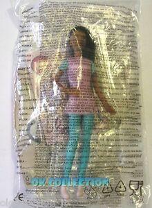 HAPPY MEAL MC DONALD'S Barbie 2012 _ personaggio 01 (sigillato)