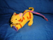 "Groovy Girls Pet Cat Plush Mini 4"" W/ collar"