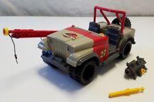 Jurassic Park Series 1 Bush Devil Tracker Jeep Vehicle Car Vintage 1993 Kenner