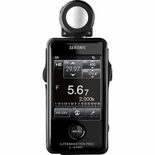 Sekonic Litemaster Pro L-478D Light Meter (CE Version)