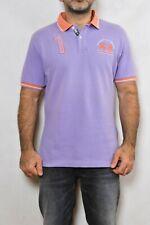 La Martina polo shirt Argentine AUTHENTIQUE Purpletop homme L 100% coton