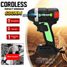 Brushless 1/2'' Cordless Impact Wrench For Makita Battery Replacement Torque