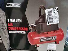 tool shop 2 gallon air compressor
