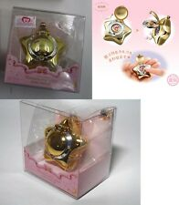 SAILOR MOON STAR LOCKET MYLORD SPILLA BROOCH REPLICA COMPACT BANDAI MINIATURA