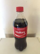 Share A Coke With Mallory - 20 oz Coca Cola Collectible Bottle