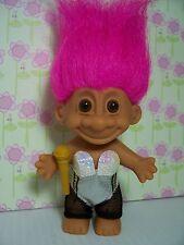 """LOUNGE SINGER / MADONNA / LADY GAGA - 5"""" Russ Troll Doll - IN ORIGINAL WRAPPER"""