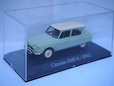 Citroen Ami 6 1962 in Light Green and Cream 1/43rd Scale