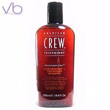 AMERICAN CREW Hair Recovery + Thickening Shampoo 250ml (Volumizing, Texture)