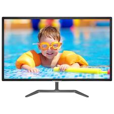 Philips 323E7QDAB 32 inch LED IPS Monitor - Full HD 1080p, 5ms, Speakers, HDMI