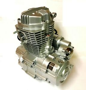 Motorcycle Engine 5 Speed Manual OHV 125cc 156 / 157 FMI Air Cooled BRAND NEW