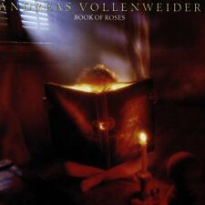 Andreas Vollenweider - Book of Roses... SONY RECORDS CD 1991 (COL 468827 2)