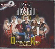 DSCHINGHIS KHAN FEAT. JAY KHAN / MOSKAU MOSKAU * NEW MAXI CD 2018 * NEU *