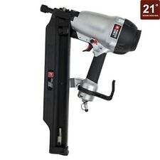 "PORTER CABLE FR350B 2"" to 3-1/2"" Full Round Head Air Framing Nailer Nail Gun"