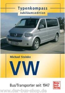 VW Bus T1, T2, T3, T4 & T5 - Buch - Typenkompass