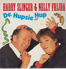 Harry Slinger&Nelly Frijda-De Hupsie Hup cd single