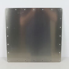 RV Camper Boat Roof Vent A/C Air Conditioning Plate Cover Cap Removal Unistall