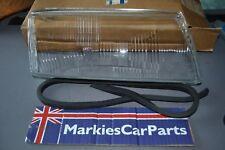 Vauxhall Cavalier 89-95 Right hand headlight lens & gasket 90443746