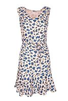 Kleid Volant A-Linienkleid Sommerkleid LAURA SCOTT NEU Größe 38 40 42 44 46 48