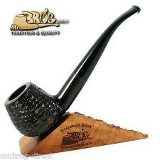 Mr.Brog original HAND MADE in POLAND smoking pipe nr 35 black carved * CORSAR *