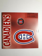 2008 Montreal Canadiens Gift Set with Commemorative dollar coin