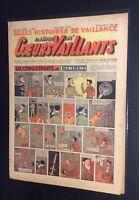 Coeurs Vaillants n°23 .Année 1947 nouvelle série