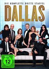 3 DVDs * Dallas (2014) - Season/Staffel 3 * NEU OVP