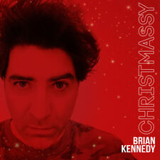 Brian Kennedy - Christmassy Music (2017) | NEW & SEALED CD