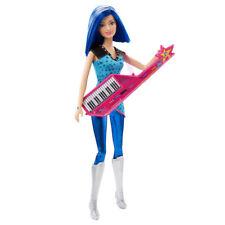 NRFB Poupée doll Barbie ZIA ROCK'n ROYALS guitare clavier CKB62