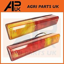 2 X Massey Ferguson 675,690,698,699,1004 Tractor Rear Tail Brake Stop light lamp