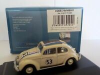 Volkswagen Beetle, Herbie, Oxford Diecast 1/76 New Release