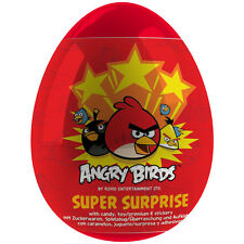 ANGRY BIRDS Surprise Egg -Fast shipping from USA