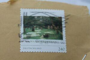 100 x Max Liebermann  Tintenstrahlentwertung 2,40 € auf Papier