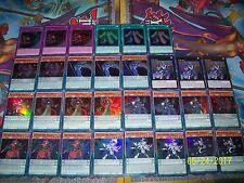 30 Card All Ultra Rare Pendulum Magician Odd-Eyes Deck Core PEVO Yu-Gi-Oh!