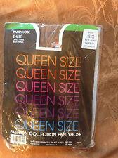 Wow! Vintage queen size 1x-4x nude beige pantyhose