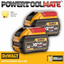 Dewalt DCB547 18V/54V FLEXVOLT XR 9.0Ah Li-ion Battery (Twin Pack)