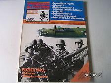 **c Connaissance de l'histoire n°40 Le Me.262 / La Fayette / Bodenplatte 1945