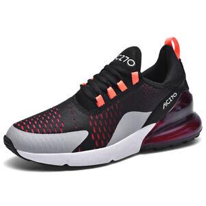 Zapatos Tenis Deportivos de Hombre Para Caminar Correr Ligeros Transpirables