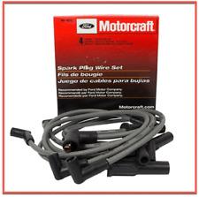 Genuine FORD Spark Plug Wire Set Motorcraft WR-4011C Mercury 2.3L Expedited