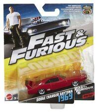 Articoli di modellismo statico Mattel Fast & Furious per Dodge