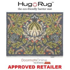 Hug Rug 85x65cm (NATURE 12) Thistle Dirt Trapper Door Mat Machine Washable