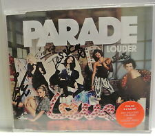 CD. Parade, CD2 of 2CD set by Louder. Signed by all 5 members on the insert & CD