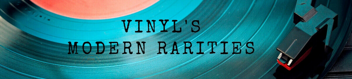 Vinyls_Modern_Rarities