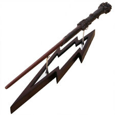 Harry Potter lightning Wizards Decoration Collection Display Magic Wand Holder