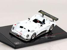 Panoz LMP900 Le Mans 2000 Test Car 1:43 Ixo Modellauto LMM140